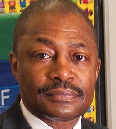 Superintendent Kelvin R. Adams, St. Louis Public Schools